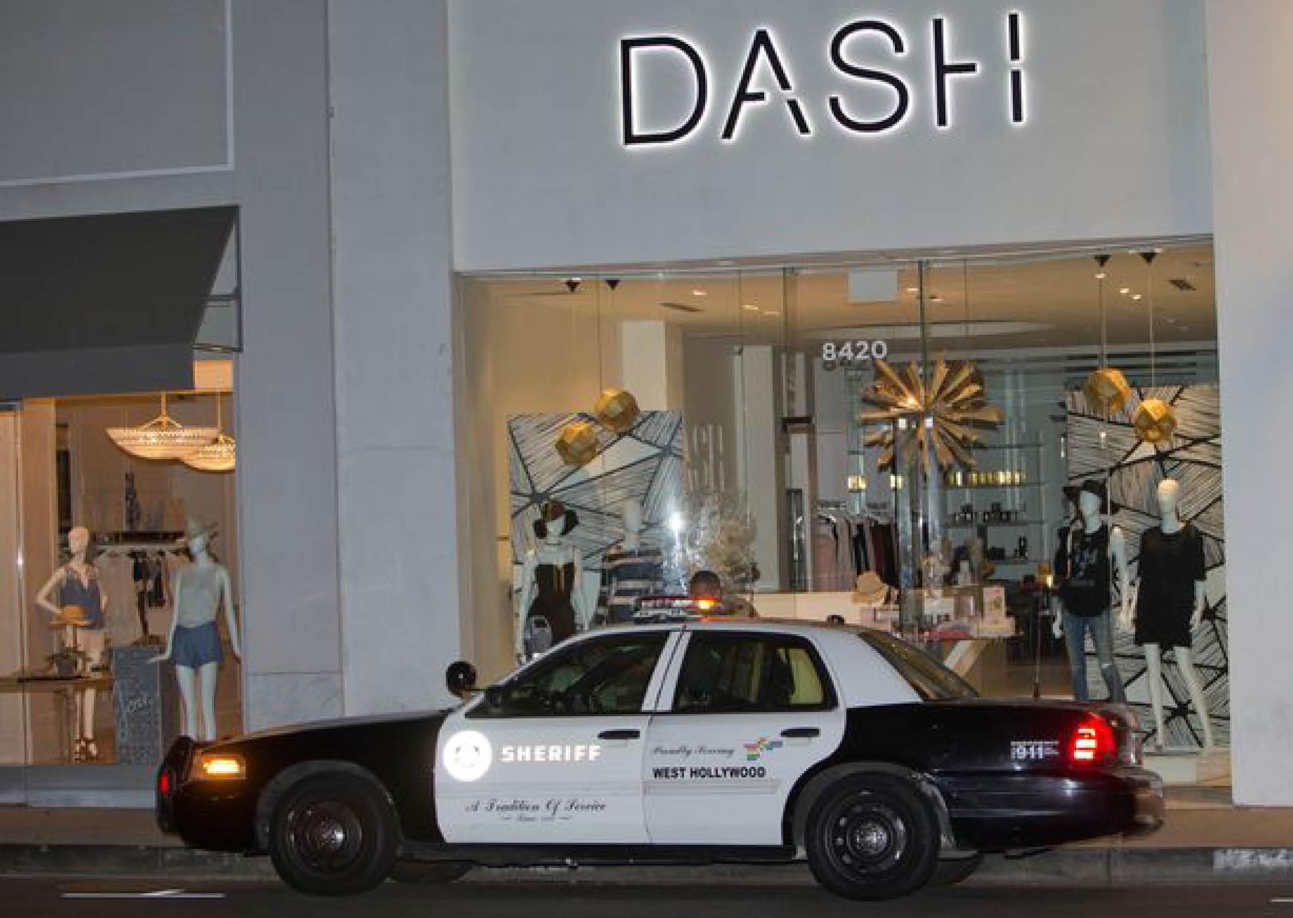 Kardashian store dash