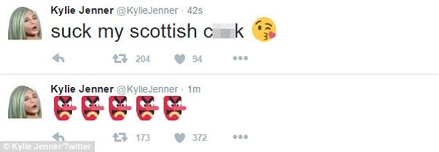 Kylie Jenner Twitter
