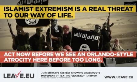 Leave EU Banner