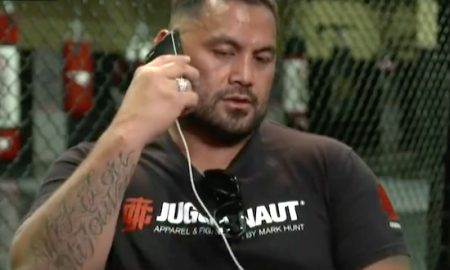 Mark Hunt Phone
