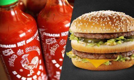 Mcdonalds Sriracha