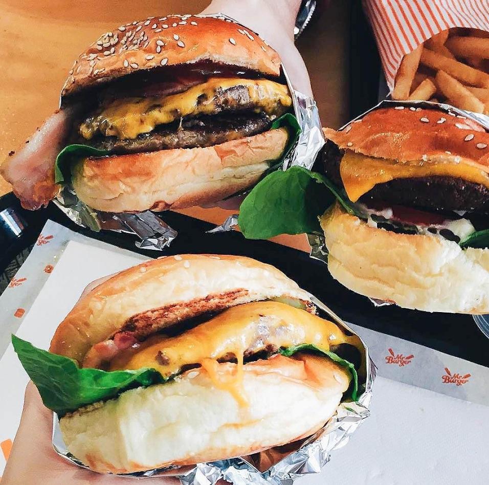 Mr Burger 2