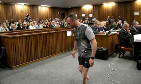 Oscar Pistorius Stumps