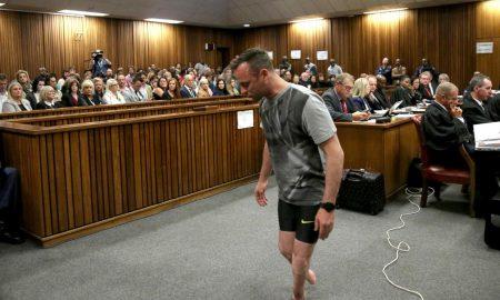 Oscar Pistorius Stumps