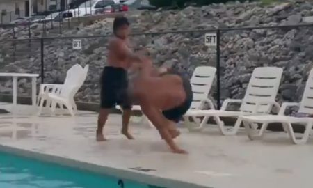 Pool Fihgt