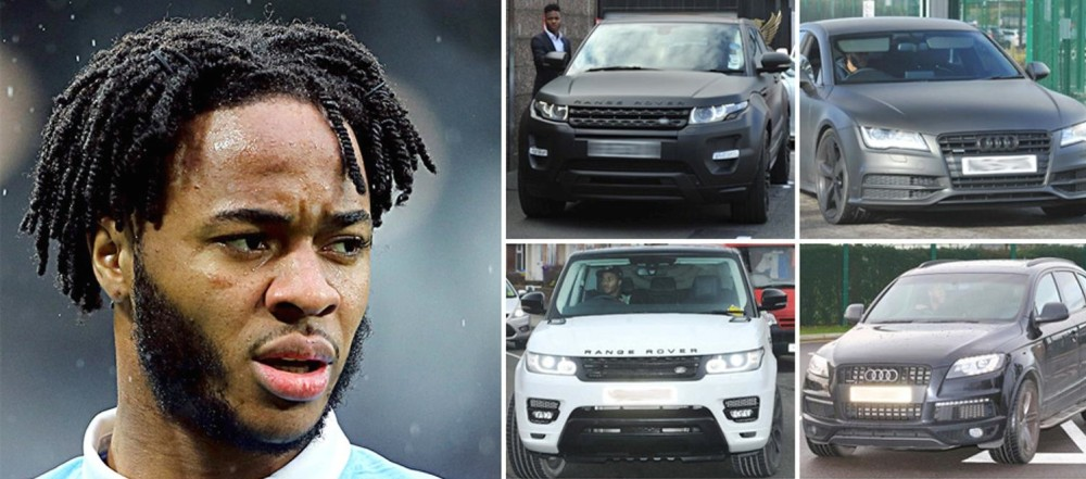 Raheem Sterling Rich