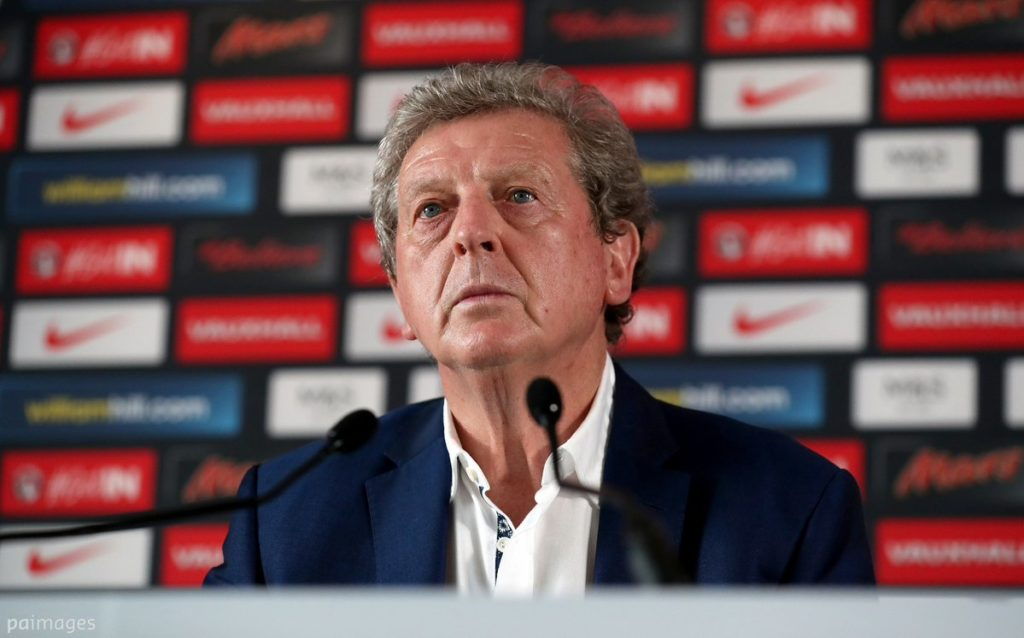 Roy Hodgson Press Conference