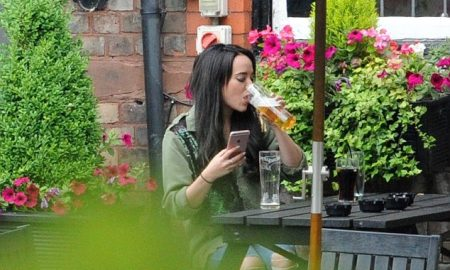 Stephanie Davis beer