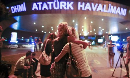 Turkish Airport Attack