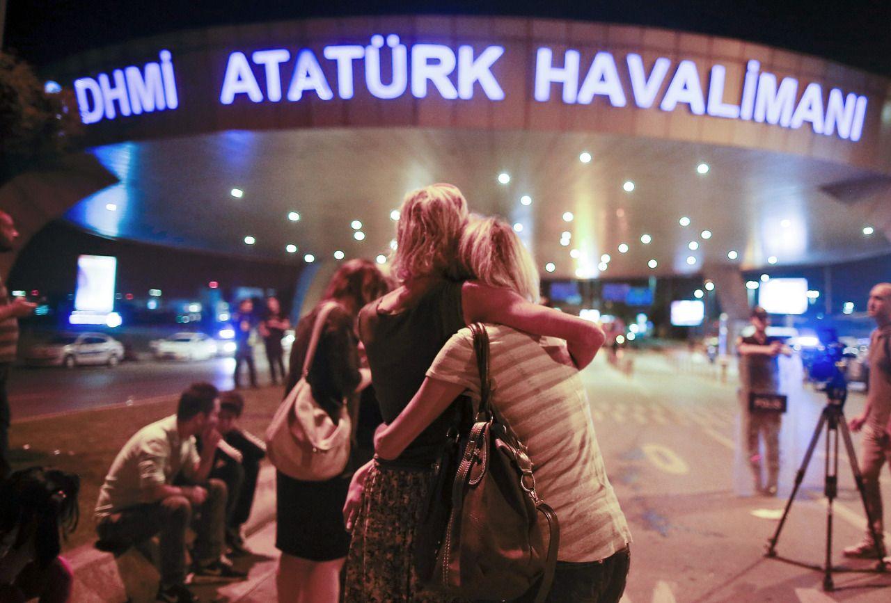 Turkish Airport Attack