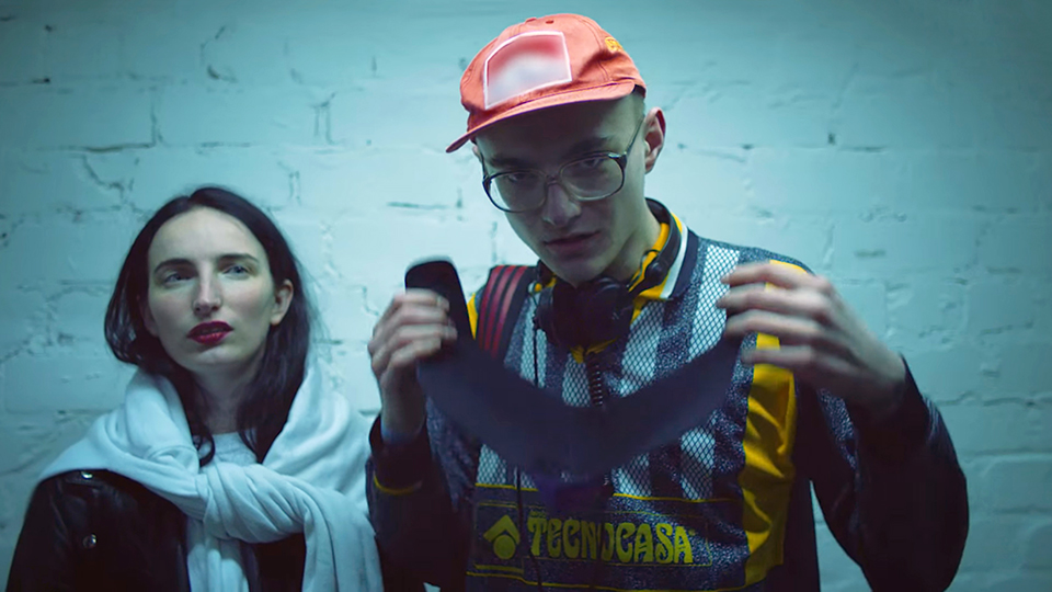 Ukrainian Underground Rave Scene