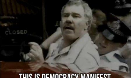 democracy manifest