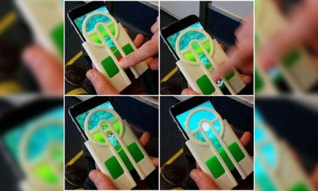 3D Printed Phone Case Pokemon Go