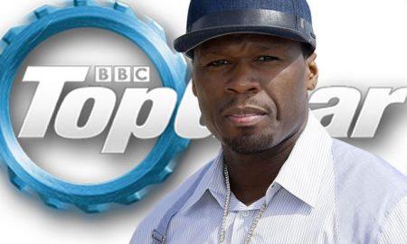 50 Cent Top Gear