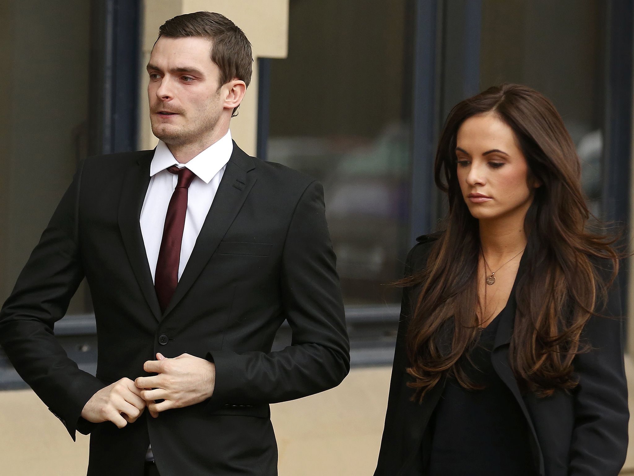Adam Johnson Stacey Flounders