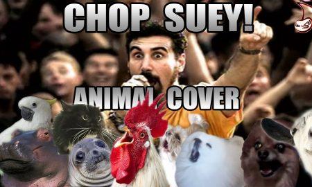 Chop Suey Animal cover