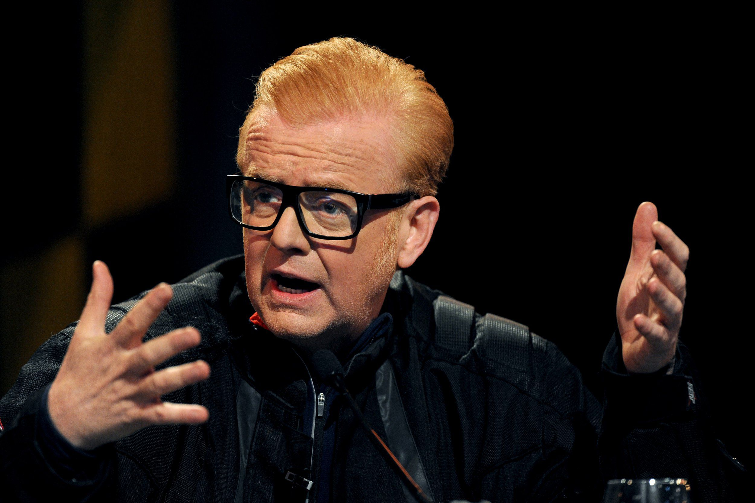 Chris Evans Top Gear 2