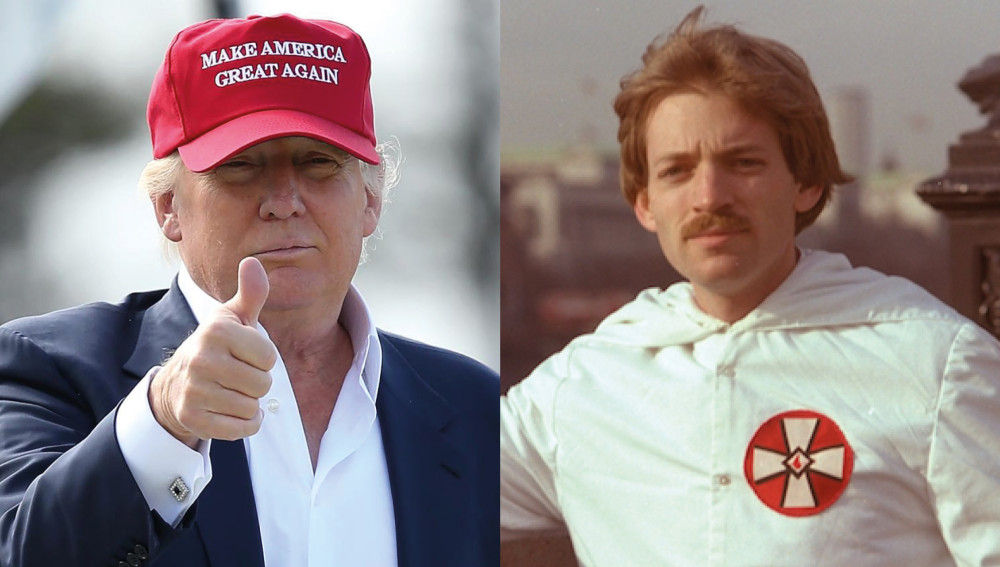 Donald Trump David Duke