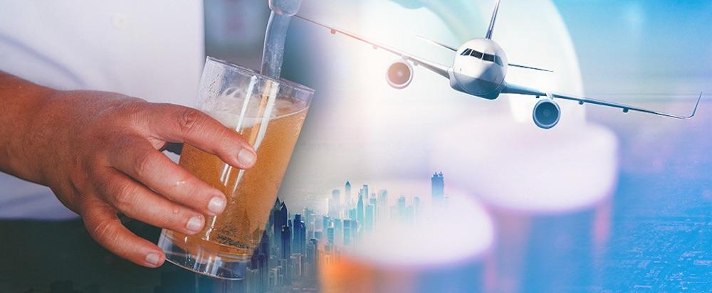 Draft Beer Airplane