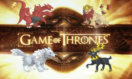 Game Of Thrones Pokemon