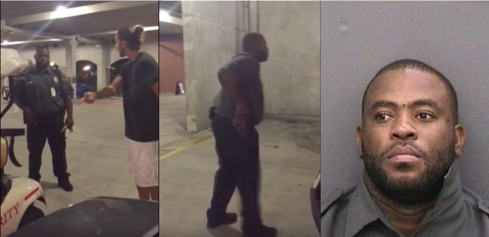 security guard catches two guys pissing in car park procceds to shoot them video sick chirpse. Black Bedroom Furniture Sets. Home Design Ideas