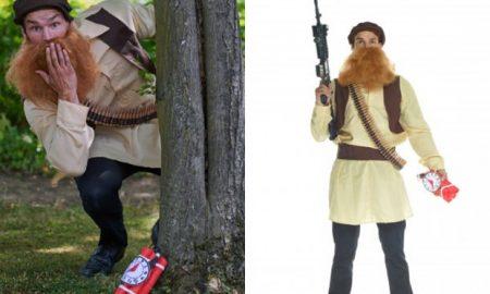 Jihadi costume