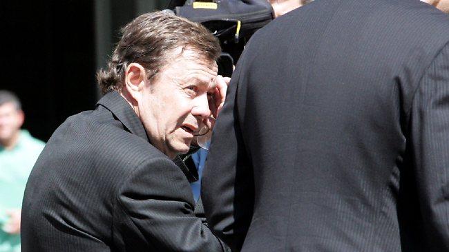 John Collins Queensland