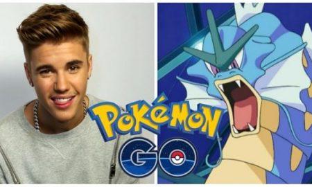 Justin Bieber Pokemon Go