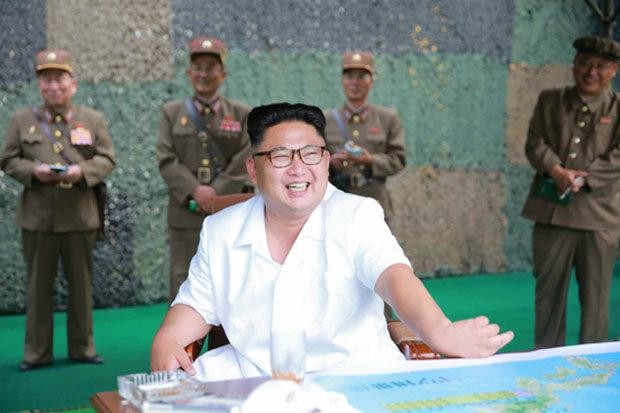 Kim Jong Un Chart