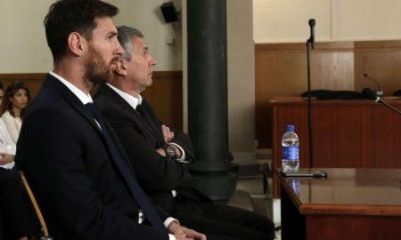 Lionel Messi Court