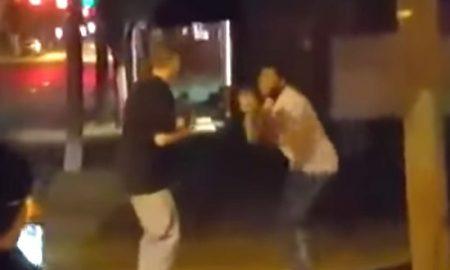 MMA Fighter Drunk Guy