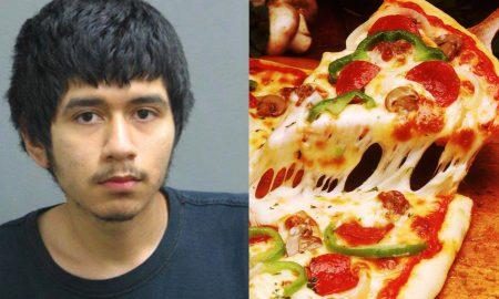 Man pizza