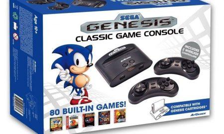Mini Mega Drive