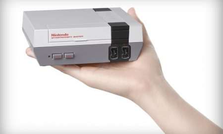 Miniature NES