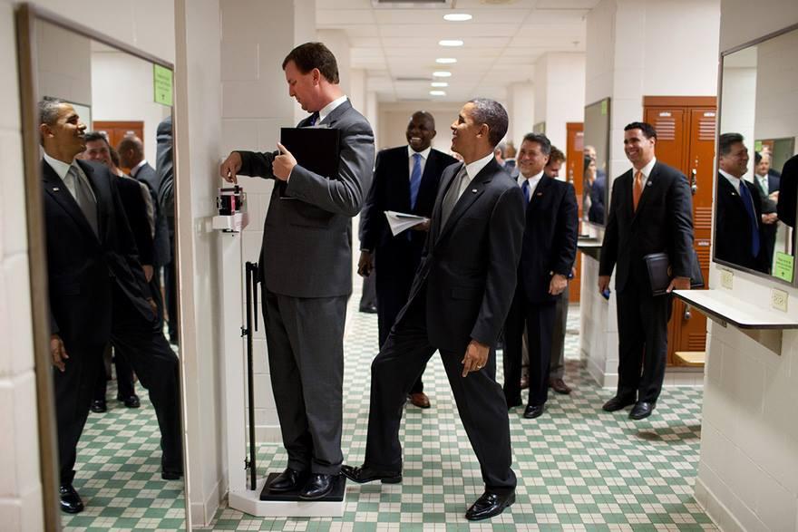 Obama White House 12