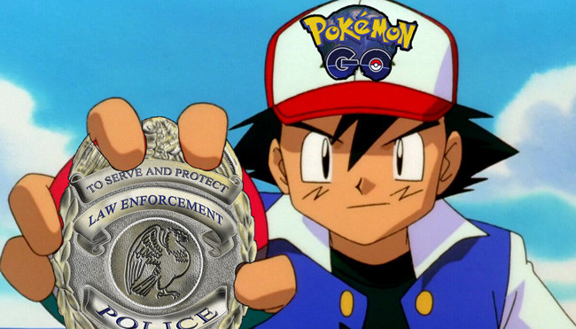 Pokemon Go Police