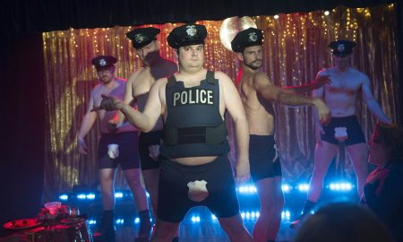 Police strippers