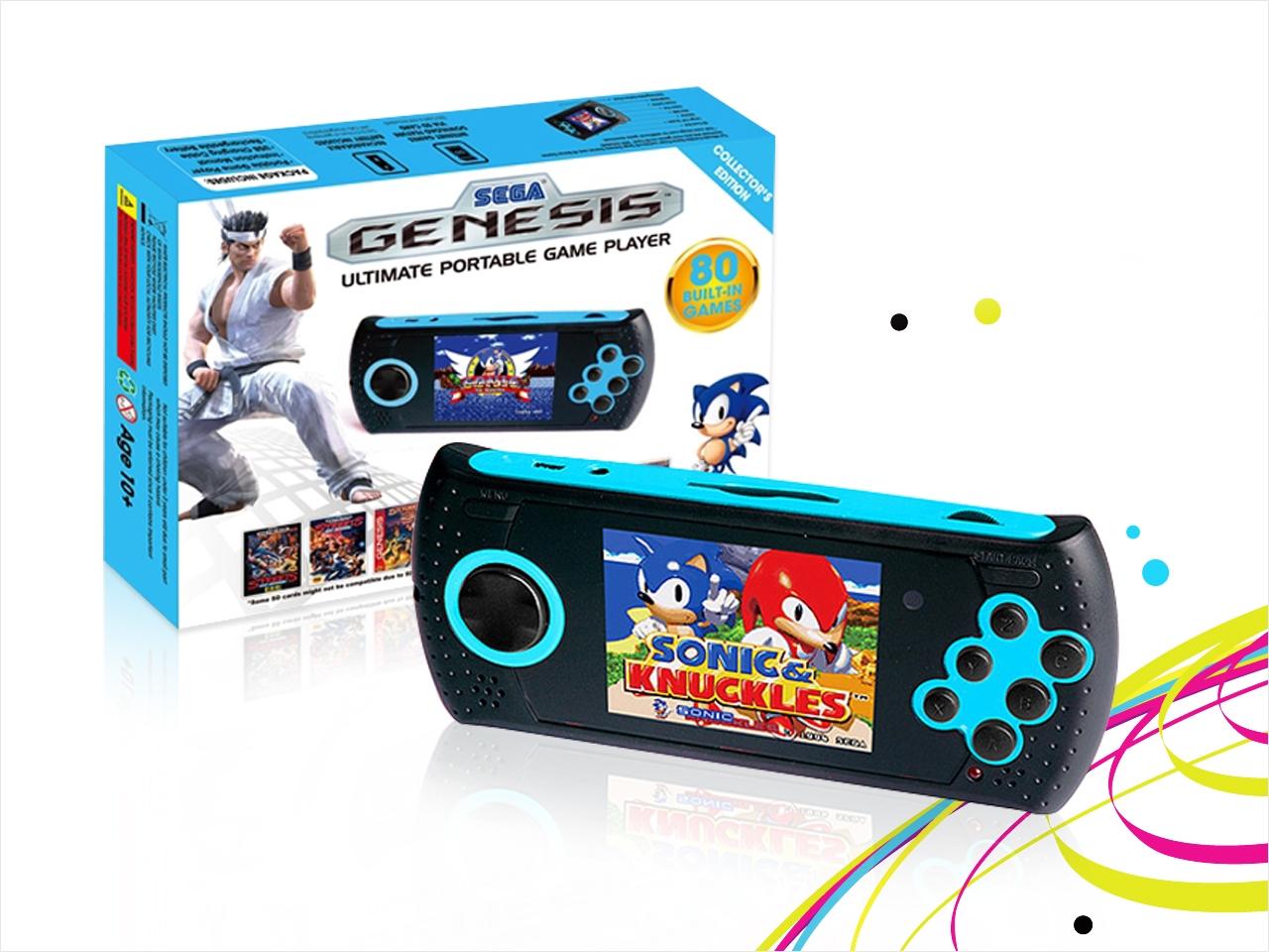 Portable Genesis