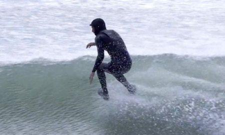 Surfer No Board