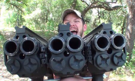 Triple Double Shotgun