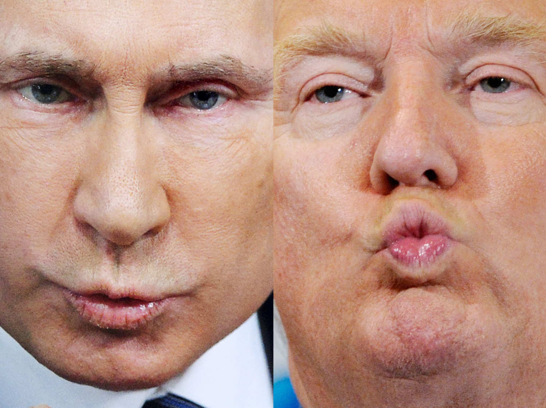 Turmp Putin