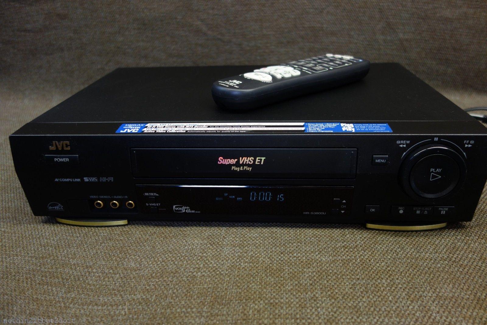 the last vcr manufacturer just closed down sick chirpse rh sickchirpse com jvc dvd video recorder dr-mv150b manual jvc video recorder user manual