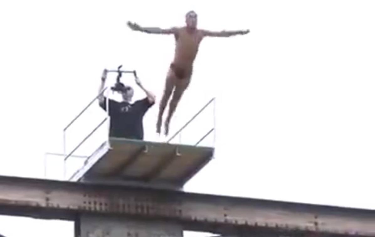Andrej Beuc dive