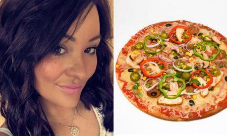 Anneliese Shabbir pizza