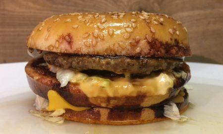 Big Mac Sulphuric Acid