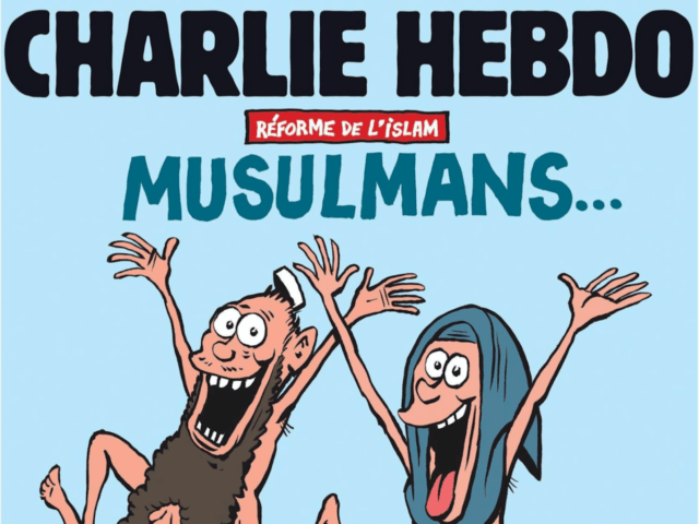 Charlie Hebdo Receives Bomb Threats After Publishing Front Page Image Of Naked Muslims Sick Chirpse