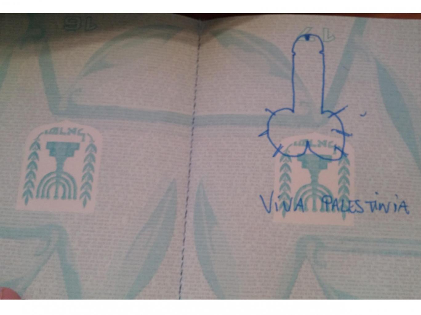 Dick Pic Passport