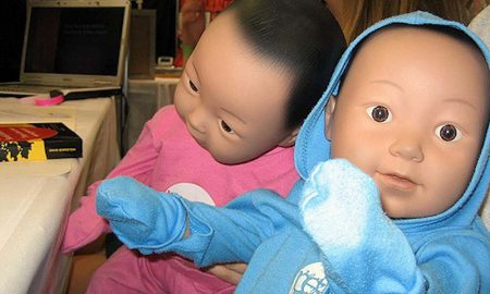 Electronic babies