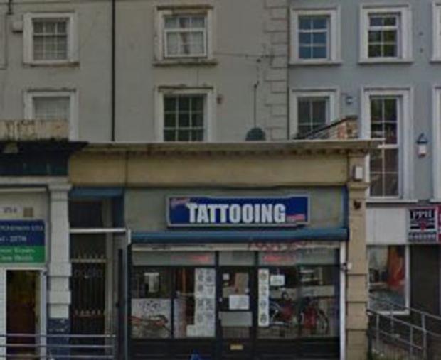 Garys Tattoing