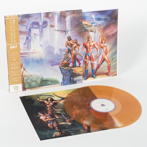 Golden Axe Vinyl 2